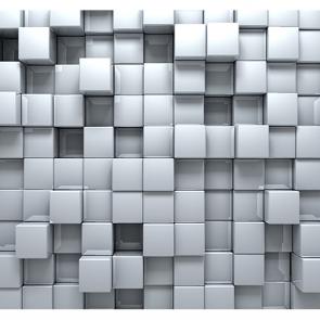 Серые кубики