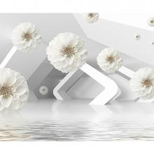 Цветы в пространстве