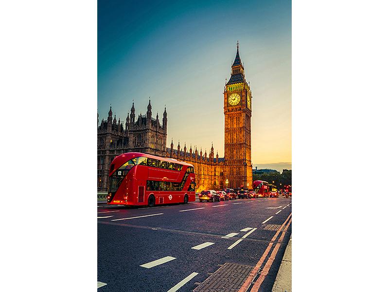 Лондонский автобус 1010