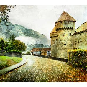 Швейцарский замок
