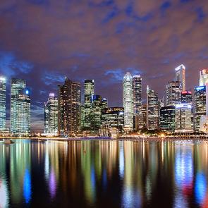 Сингапур в отражении
