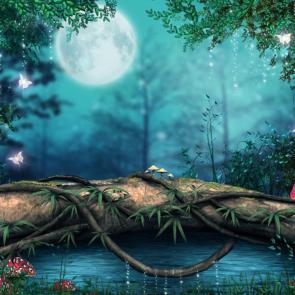 Сказочный лес 00022