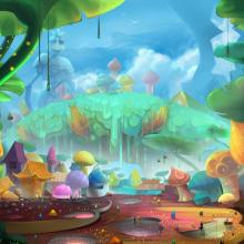 Сказочный лес 07708
