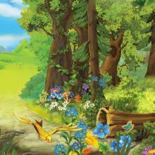 Сказочный лес 07951