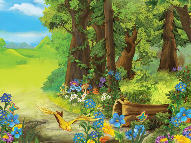 Сказочный лес 07951 7440