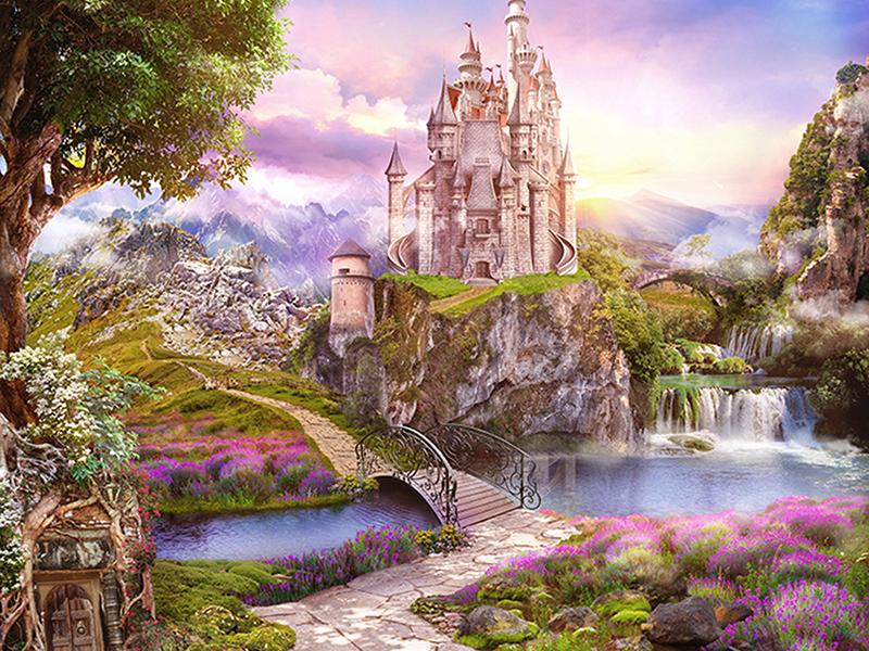 Сказочный замок 2 2265