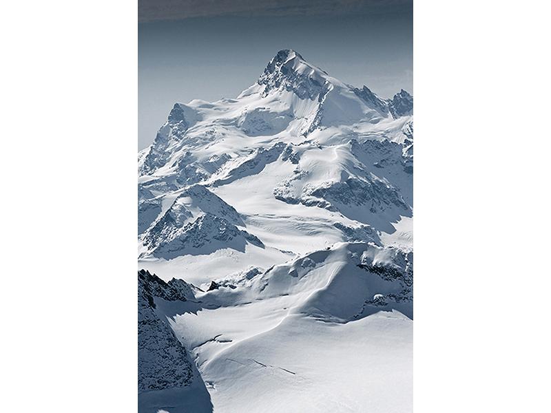Снежные горы 1164