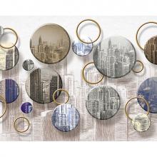 Город в кругах