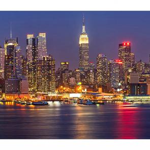 Сумерки в Нью-Йорке