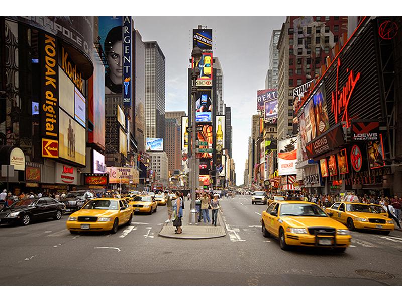 Такси в Нью-Йорке 1133