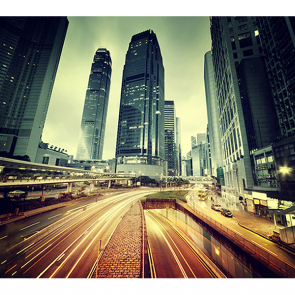 Траффик в Гонконге