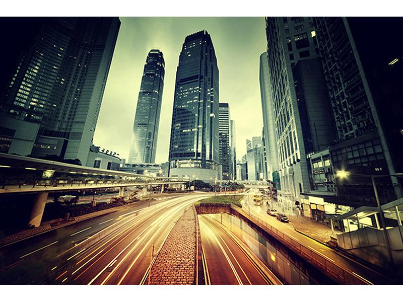 Траффик в Гонконге 1123