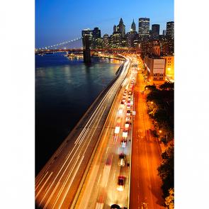 Траффик в Нью-Йорке