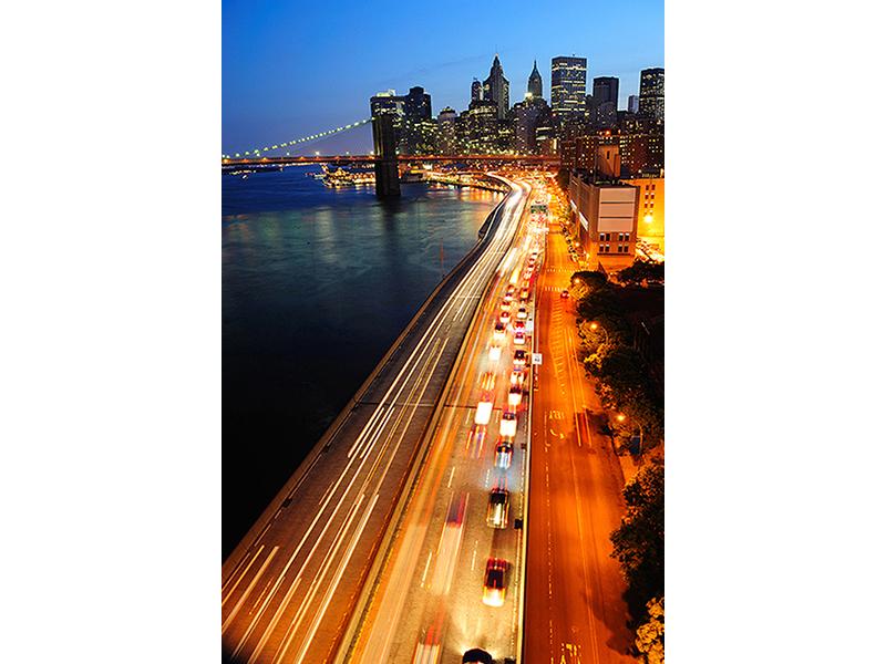 Траффик в Нью-Йорке 1122