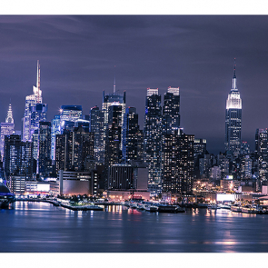 Тучи над Нью-Йорком