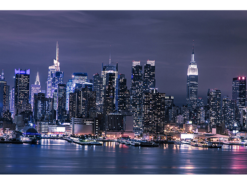 Тучи над Нью-Йорком 1108