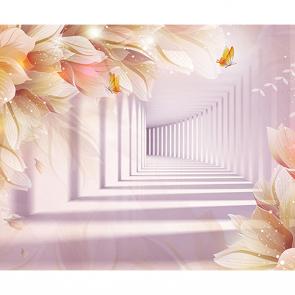 Цветущий туннель