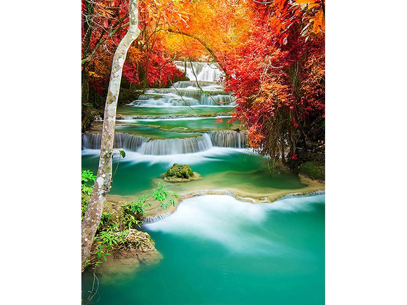 Удивителный водопад 1104
