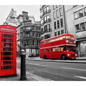 Улица Флит-стрит в Лондоне