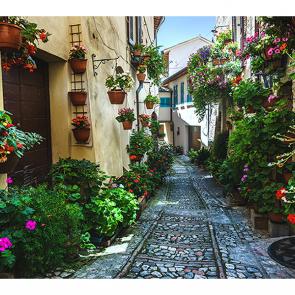 Улица Италянского города
