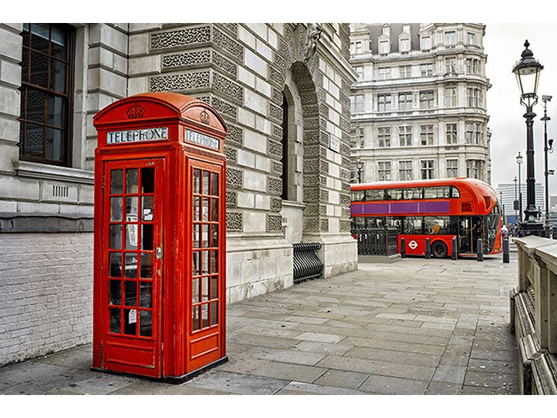 Улица в Лондоне 1101