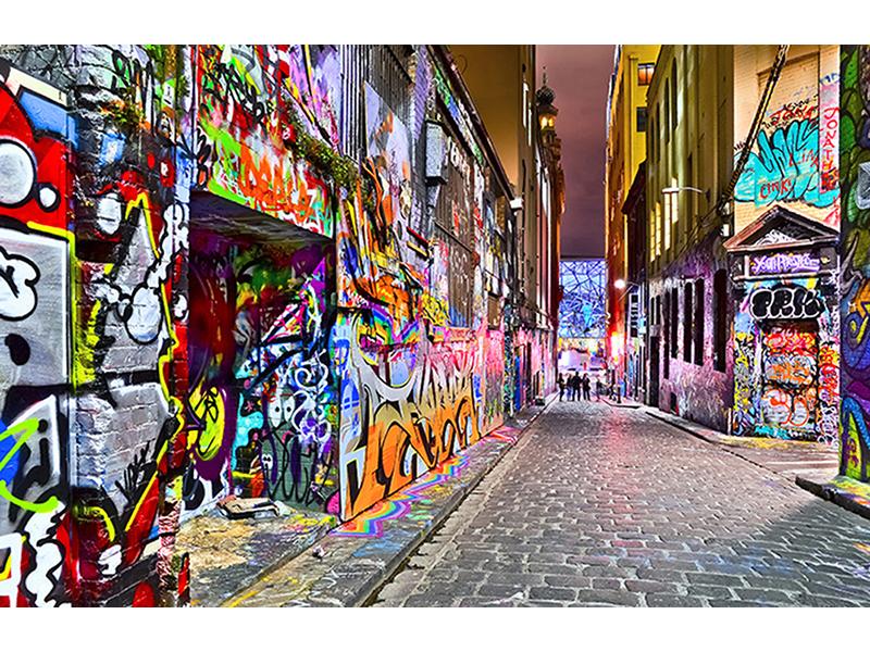 Уличное граффити 1097