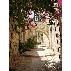 Улочка на Кипре