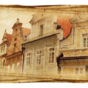 Улочка старой Праги
