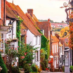 Улочка в Англии