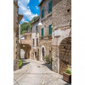 Улочка в Италии солнечная