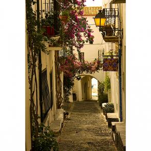 Улочка в Каталонии