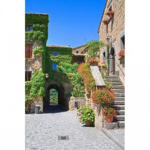 Улочка в Лацио