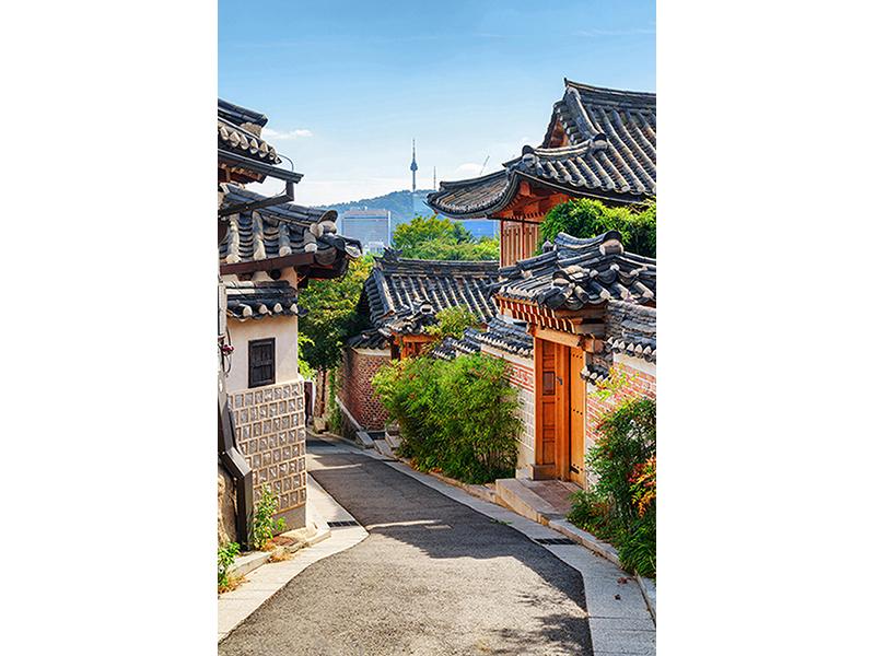 Улочка в Сеуле 1093