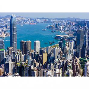 Утро в Гонконге