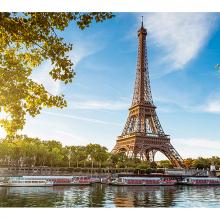 Утро в Париже 2