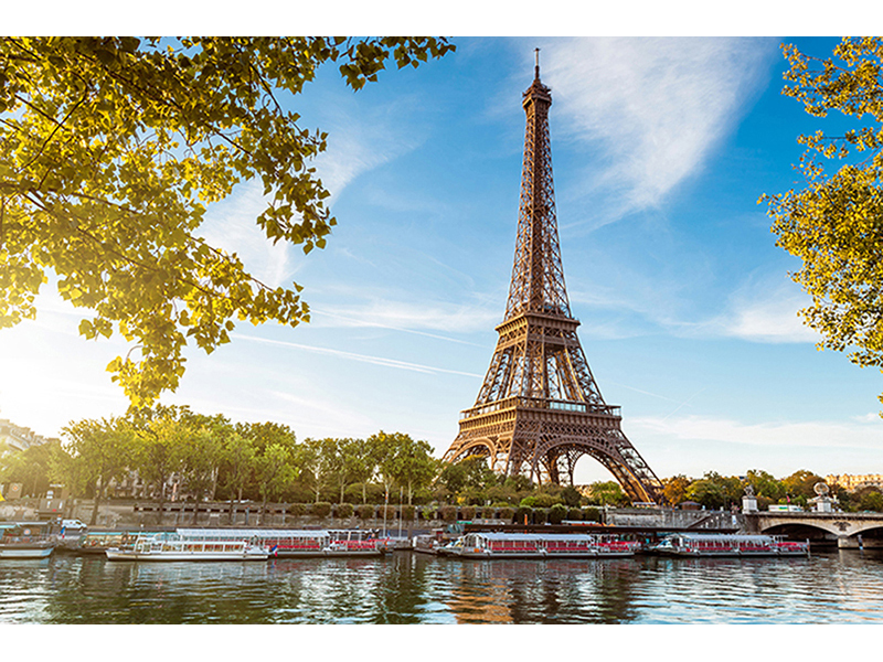 Утро в Париже 2 1080