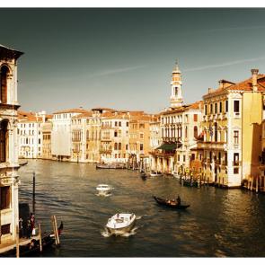Траффик в Венеции