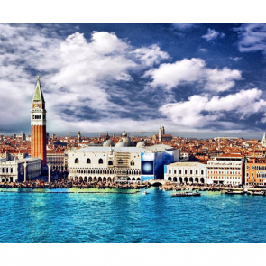 Небо над Венецией