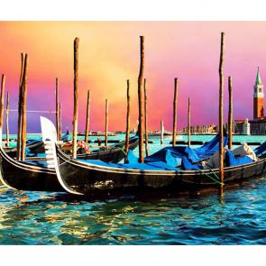 Венецианские лодки