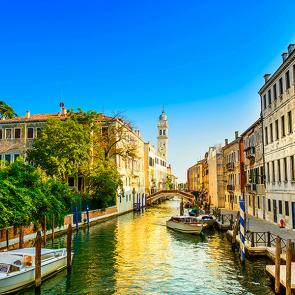 Венеция перед закатом
