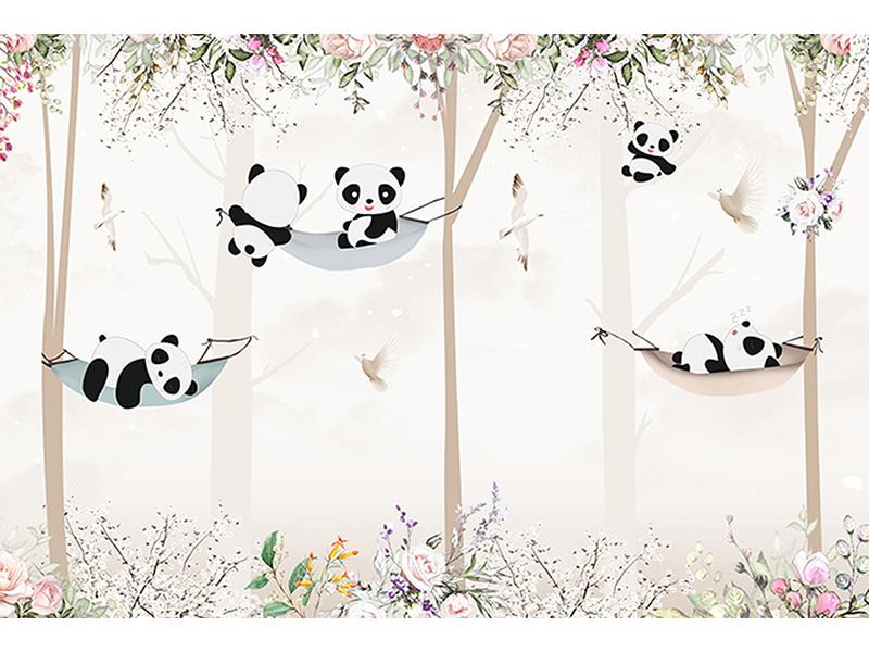 Веселые панды 2270