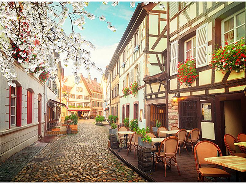 Весенний Страсбург 1898