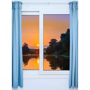 Вид из окна 01523