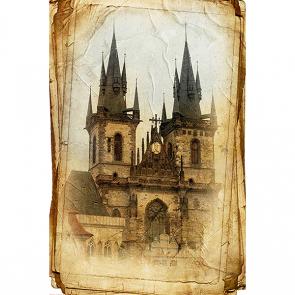 Винтажная Прага