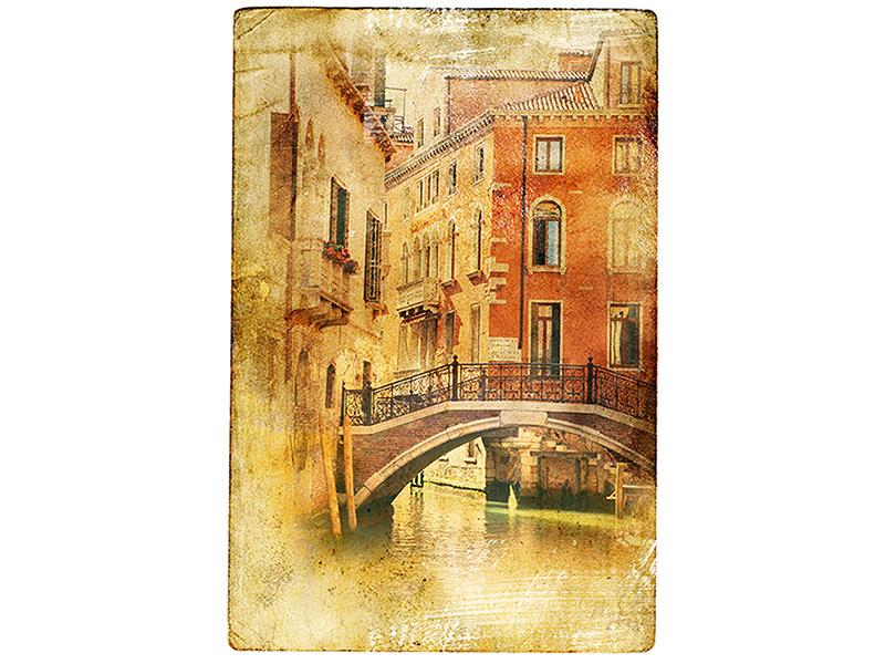Винтажная Венеция 1864