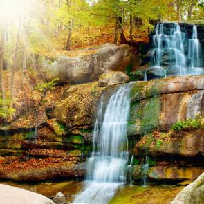 Водопад 01282