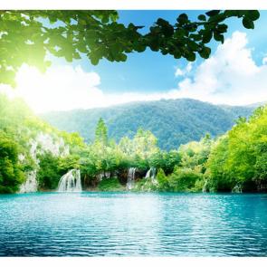 Водопад 01302