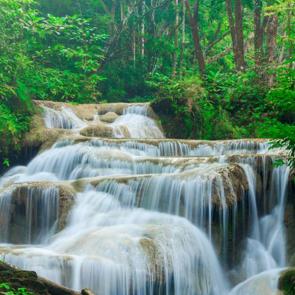 Водопад 07444