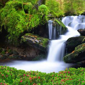 Водопад 07583