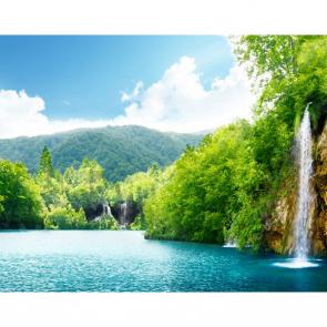 Водопад 08443